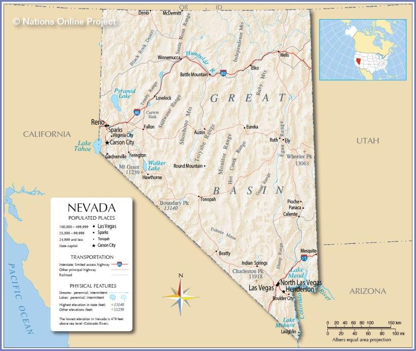 Nevada_map